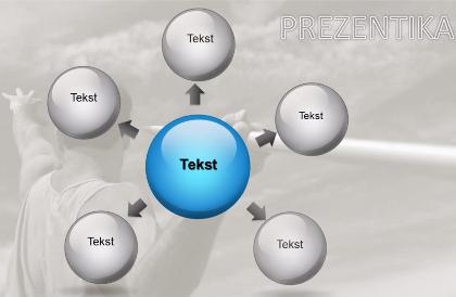 Profesjonalny schemat w PowerPoint