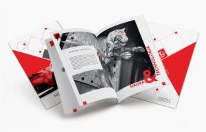 Prezentacja na targi - przykład katalogu firmowego