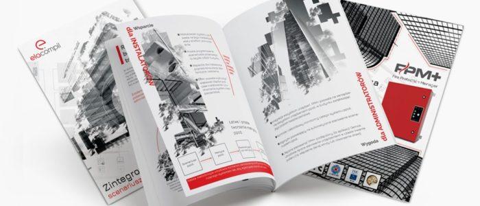 Projekt katalogu reklamowego