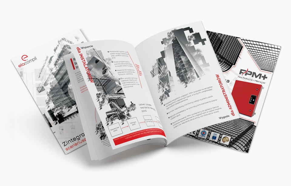 Projekt katalogu reklamowego przykład