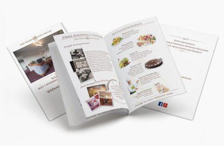 Projektowanie Katalogu Folderu do Druku